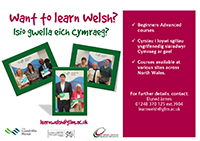 welsh courses